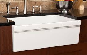 sink gratifying kohler apron front sink home depot rare copper