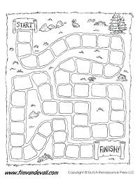 Birthday 157 Awesome Printable Candyland Board Free Game For Class Incentive I Plan On Using Two Of These Or Something Like 66