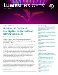 lighting industries ul