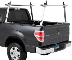 100 Clamp Truck 27000XT Thule TracRac TracOne Aluminum On Bed