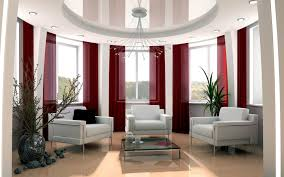 Living Room Curtains Ideas 2015 by Living Room Living Room Curtain Ideas In Red Theme With Waterfall