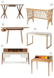 World Market Josephine Desk Green by Get The Look 42 Modern Desks For Your Home Office Stylecarrot