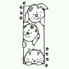 Bookmarks Coloring Pages Bookmark 9