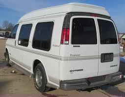 Express Colonial Explorer D Transit White Conversion Van For Sale Missouri Land