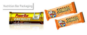 Nutrition Bars Packaging