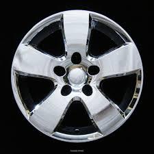 100 Aftermarket Truck Wheels Dodge Ram 1500 20092012 20 Inch Chrome Wheel Skin Set Of 4