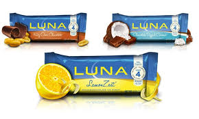 Luna Bars 2 Pack Of 15ct