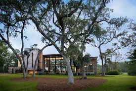 100 Brays Island SC Modern I By SBCH Architects CAANdesign