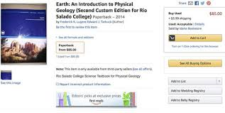 Earth Intro To Geology 9781269137782 Books Magazines In Mesa AZ