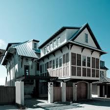 100 Beach House Architecture Rosemary Spanish Town CourtFlorida Tim McNamara