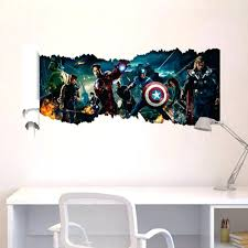 Superhero Comic Wall Decor by Superhero Wall Decals For Kids Rooms Compare Prices On Superhero