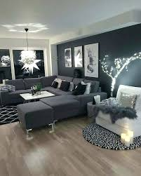 black living room ideas black ideas living