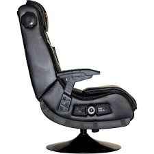 X Video Rocker Pro Series Pedestal 2.1 Wireless Audio Video Gaming Chair  Black Pyramat Wireless Gaming Chair Home Fniture Design Game Bluetooth Singular X Rocker 51259 Pro H3 41 Audio Chair Infiniti 21 Series Ii Bckplatinum Aftburner Pedestal New 2018 Xrocker Se Sound Fox 5171401 Cxr1 Ackblue Office Chairs Xrocker Spider With