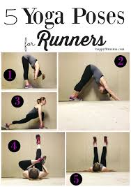Try These 5 Yoga Poses For Runners After