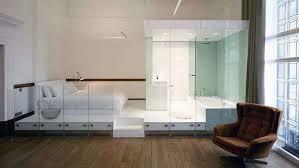 open plan bathrooms pivotech