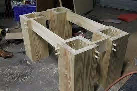 pine slab coffee table first project by bryson lumberjocks