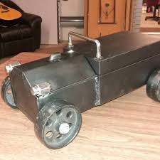 100 Rat Rod Truck Desktop Storage Midwest Recycled Art