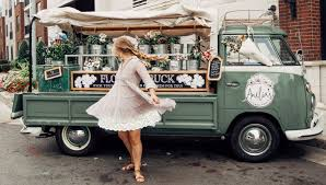 Okay A Traveling Little Flower Truck Is The CUTEST Thing I Have Ever Seen Does Anyone An Old Antique Y Can Re Vamp Ill Give You Free Flowers