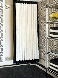 Ceiling Mount Curtain Track India by 41 Best Shower Curtains And Tracks Images On Pinterest Shower