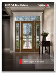 Therma Tru Patio Doors by Catalogs Reeb