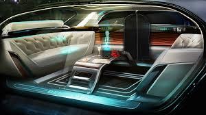 bentley imagine un concept de majordome holographique pour voiture