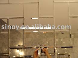 walls with mirrors peel and stick wall mirror tiles peel and