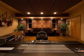 Wes Lachot Design Group Recording Studio And Acoustic Best Home Contemporary Decoration