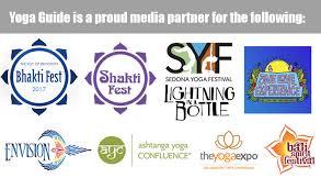 Yoga Guide Magazine Festival Media Partners