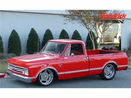 1967 Chevrolet C10 For Sale | ClassicCars.com | CC-1056043 1967 Chevrolet C10 Custom Pickup Red Hills Rods And Choppers Inc Hot Rod Network Chevy Stepside Truck 454400 12 Bolt Posi Ps Rebuilt A 67 With 405hp Zz6 To Celebrate 100 Years Of Ck For Sale Near Cadillac Michigan 49601 S241 Kansas City Spring 2012 Sema Seen Ctennialcelebration Pickup Truck K20 4x4 Cars Trucks Web Museum Ousci Preview Chris Smiths For Sale396fully Restored Fantastic