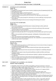Quality Supervisor Resume Samples   Velvet Jobs Production Supervisor Resume Examples 95 Food Manufacturing Samples Video Sample Awesome Cover Letter And Velvet Jobs 25 Free Template Styles Rumes Templates Visualcv Inspirational Example New 281413 10 Beautiful Inbound Call Center Unique Gallery