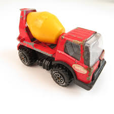 100 Cars Trucks Ebay Vintage Tonka 3 Cement Truck Red Yellow Made In Japan Metal Toy