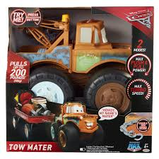 Disney Pixar Cars 3 Vehicle - Max Tow Mater - Toys
