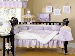 Baby Crib Bedding Sets For Boys by Dreams Purple Baby Crib Bedding Sets Butterfly And Stars Cocalo