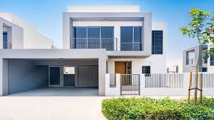 100 Villa In Dubai Contemporary E1 Style At Sidra Phase 3 Hills Estate