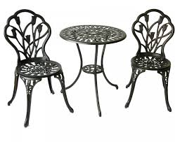 WROUGHT IRON PATIO SET Bistro Table And Chairs 3 Pieces Outdoor ... Amazoncom Strong Camel Bistro Set Patio Set Table And Chairs Metal Wrought Iron Fniture Outdoors The Home Depot Woodard Tucson High Back Coil Spring Chair 1g0066 Iron Patio Cryptoracksco Henry Black Cushions A Guide To Buying Vintage For Sale Decoration Shop Garden Tasures Of 2 Davenport Outdoor Rocking Gray Blue Used White Thelateralco Cevedra Sheldon Walnut Cane Cast Rolling Chaise Lounge