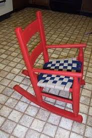 Recane A Chair Seat by Diy How To Weave A Chair Seat Using Fabric Strips From Sheets