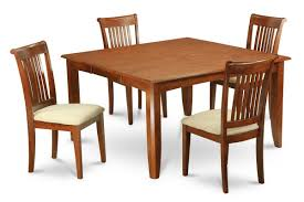5 Piece Dining Room Set With Bench by 54 Square Dining Table