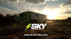 100 Trucking Companies In El Paso Tx Sky Transportation Services Salutes Drivers The Backbone Of