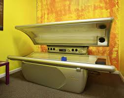 Prosun Tanning Bed by Tan America Santa Barbara Commercial Tanning Bed Ebay