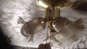ceiling fan making buzzing sound please help me fix youtube