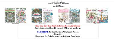 The Health Benefits Of Adult Coloring Books