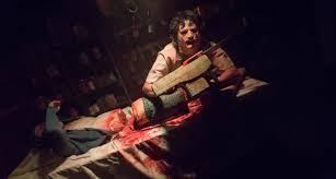Universal Studios Halloween Haunted House by The Texas Chainsaw Massacre Blood Brothers 2016 U2013 Halloween