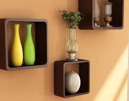 VaseBrilliant Wooden Wall Display Shelves Inspirational Wood Shelf Ledge Magnificent