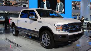 New Ford F-150 Diesel And Front End Photos From The 2017 Detroit ... Fords 1000 Pickup Truck Is A Luxury Apartment That Can Tow Heres Why Pimpedout New F450 Limited Pickup Truck Costs Trucks 2017 Ford F150 Price Trims Options Specs Photos Reviews Ranger Compact Returns For 20 Reveals Industrys First Police Pursuitrated As Launches Super Duty Recall Consumer Reports Drops Debuts 2016 Special Service Vehicle Or Pickups Pick The Best You Fordcom Is Stockpiling Its To Test Their