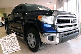 2014 (blue) NEW Toyota Tundra Pickup Truck For Sale In Calgary ... Follow These Steps When Buying A New Toyota Truck New Used Car Dealer Serving Nwa Springdale Rogers Lifted 4x4 Trucks Custom Rocky Ridge 2019 Tundra Trd Pro Explained Youtube The Best Offroad Bumper For Your Tacoma 2016 Unique Hot News Toyota Beautiful 2015 Suvs And Vans Jd Power Featured Models Sale Peoria Az Vs Old Toyotas Make An Epic Cadian 2018 Release Date Price Review
