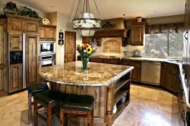 Image Of Photo Rustic Kitchen Backsplash