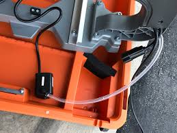 Ridgid Tile Saw Water Pump by Ridgid R4040s Tile Saw Review U2013 Cut It Out And Plunge In Home