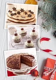 weihnachtlich festliche kuchen und torten backmomente de