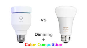 lifx color 1000 vs philips hue 3rd 2016