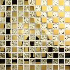 Mirror Tiles 12x12 Gold by Glass Mosaic Tiles Sample Of Brio Color Oak Glass Mosaic Tile